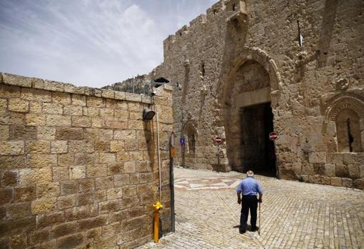 Puerta de Sion